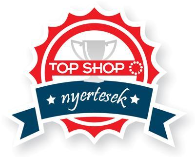 A Top Shop nyereményjátékok nyertesei