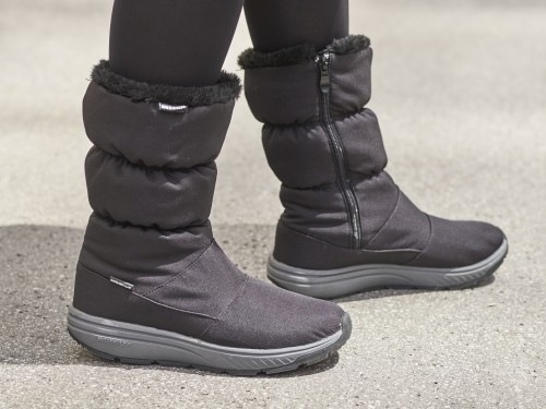 Adaptive magasszárú női csizma Walkmaxx