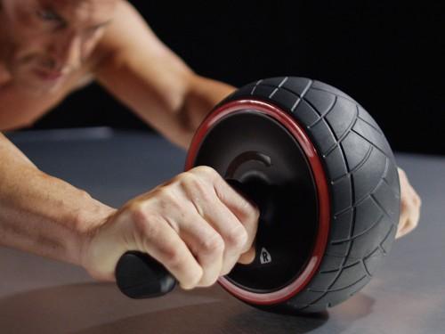 Speed Abs hasizom-erősítő kerék Gymbit