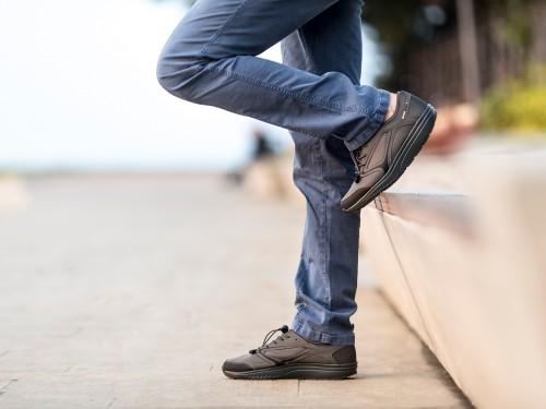 Cipele sa zaobljenim potplatom