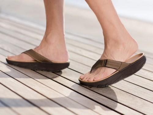 Pure flip flop férfi papucs Walkmaxx