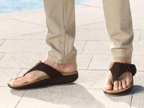 Pure férfi flip flop papucs 2.0 Walkmaxx