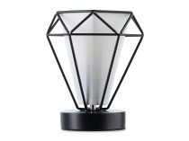 Dormeo Black Diamond Touch lámpa