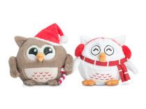 Dormeo Karácsonyi mini hangulatbaglyocska