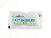 Wellneo 2 az 1-ben Plus sóinhalátorhoz utántöltő csomag