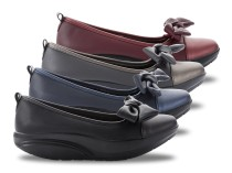Walkmaxx Comfort őszi balerina cipő