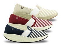 Walkmaxx Comfort női vászoncipő