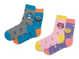 Dormeo Hangulatbaglyocska zokni - 2 pár