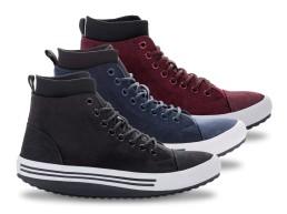 Walkmaxx Comfort magasszárú szabadidőcipő 2.0