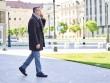 Pure klasszikus férfi cipő Walkmaxx