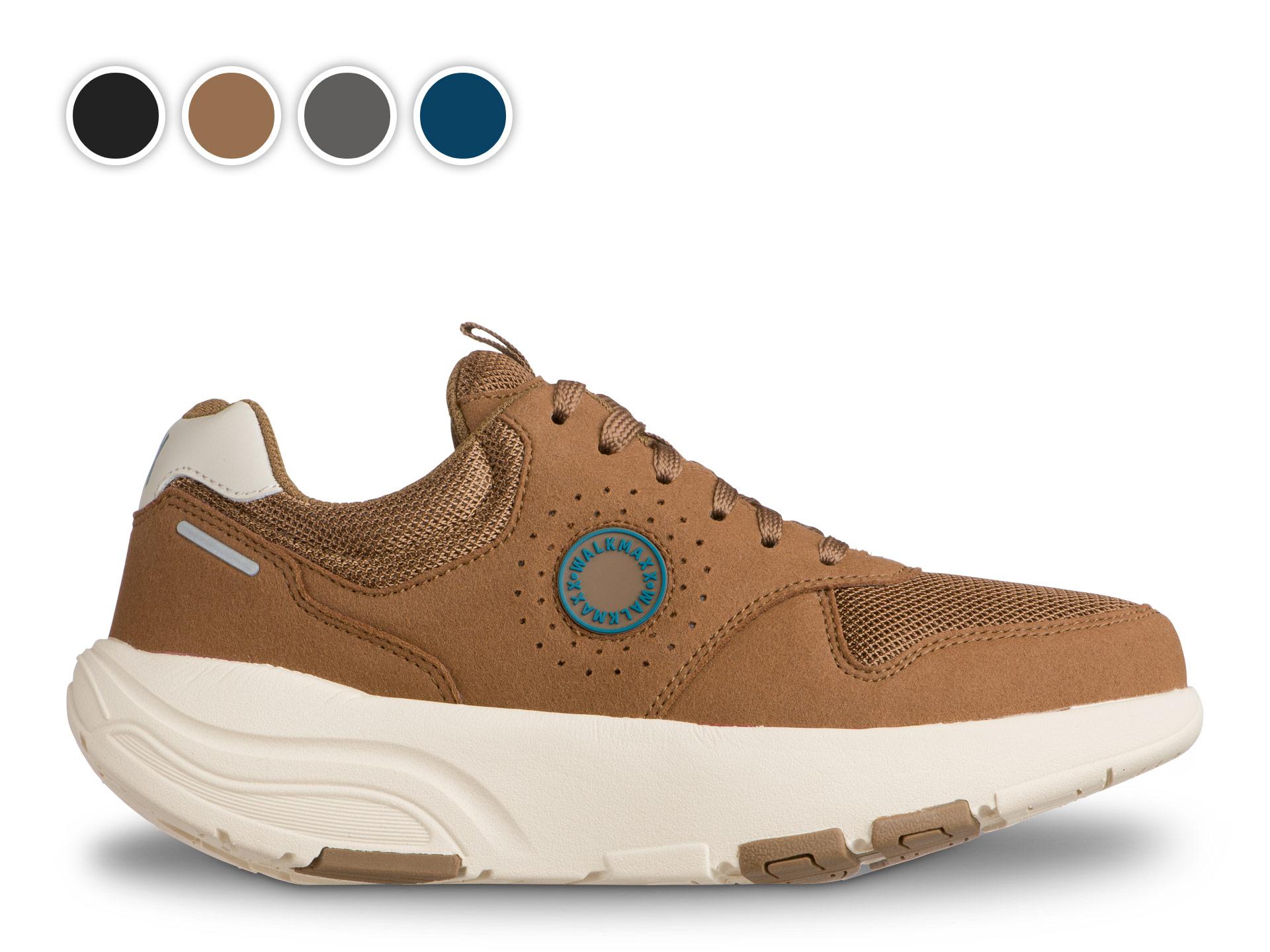 Walkmaxx Fit velúr cipő