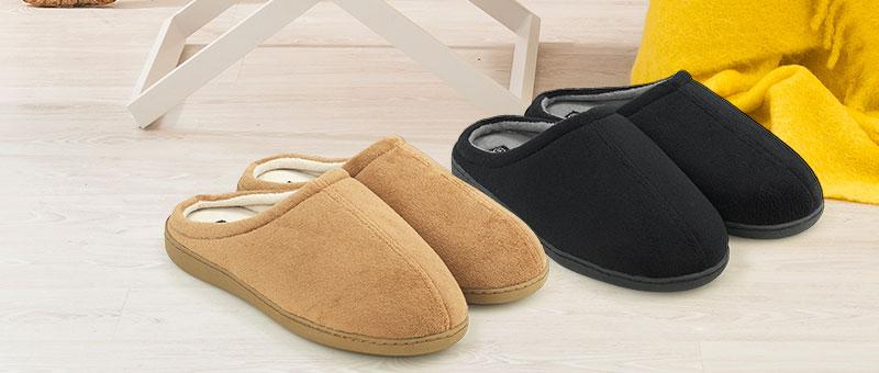 Comfort otthoni papucs