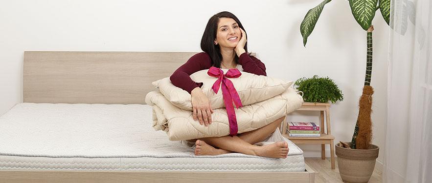 Dormeo matracok ajándékkal