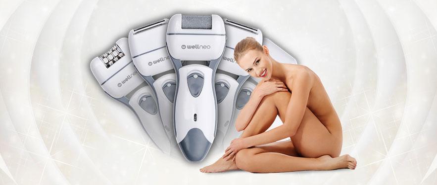 Wellneo Beauty Pro 5 az 1-ben