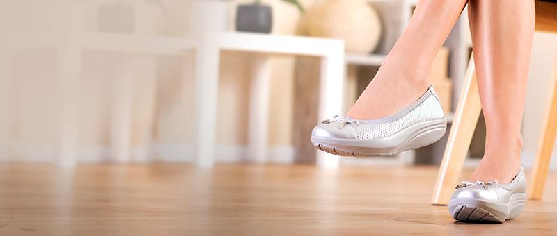 Új Comfort elegáns balerina
