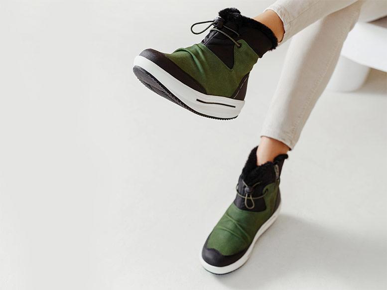 Walkmaxx Comfort Ankle Boots Sporty