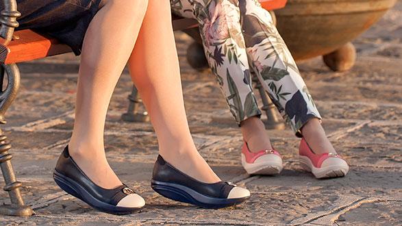 Walkmaxx Comfort Ballerinas Elegant 4.0