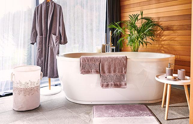 Dormeo Dalia 3 darabos fürdőszobaszett