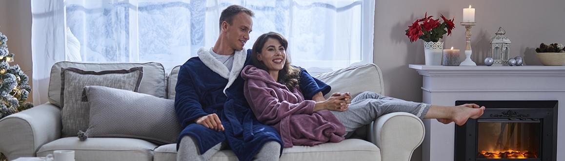 Dormeo Warm Hug Home Robe III