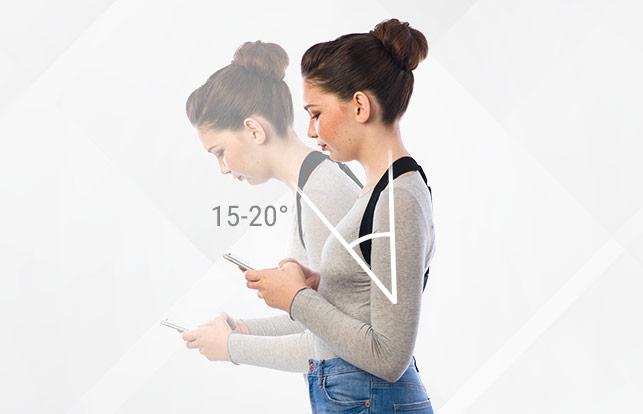 Wellneo Smart tartásjavító hátpánt