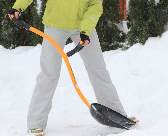 Top Shop Tornadica Winter Shovel